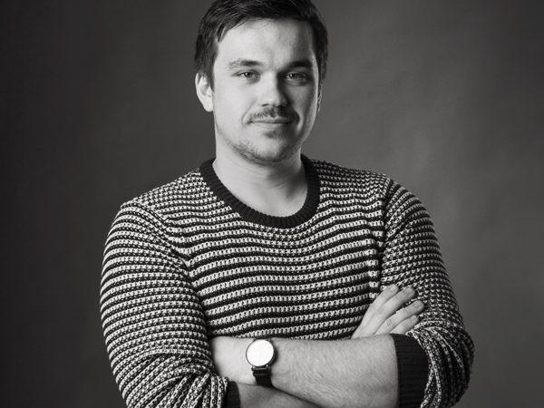 Portrettbilder av Thomas