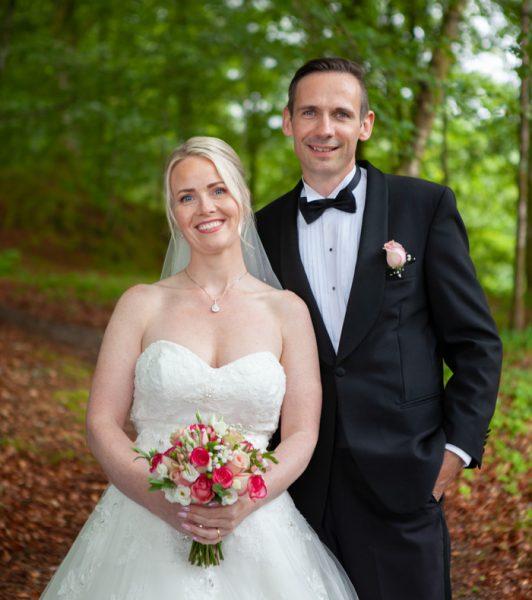 Bryllupsfoto Knarvik