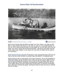 Gamle bilder fra Nordhordland bind 1 - side 37