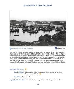 Gamle bilder fra Nordhordland Bind 2 - side 29