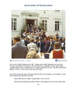 Gamle bilder fra Nordhordland Bind 2 - side 67