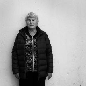 Solveig Kvinge, 82 år