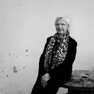 Ragnhild Mjanger, 86 år