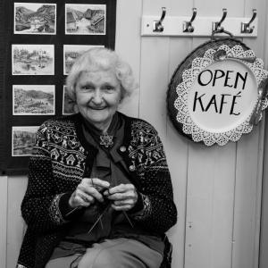 Malene Magnusson, 94 år