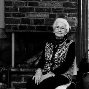 Signy Lahti, 90 år