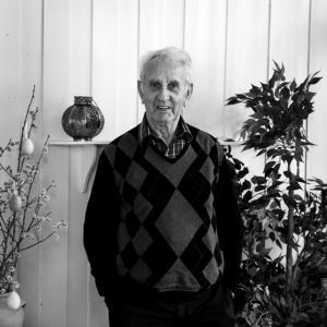 Knut Nordland, 85 år