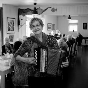 Bjørg Nordland, 78 år